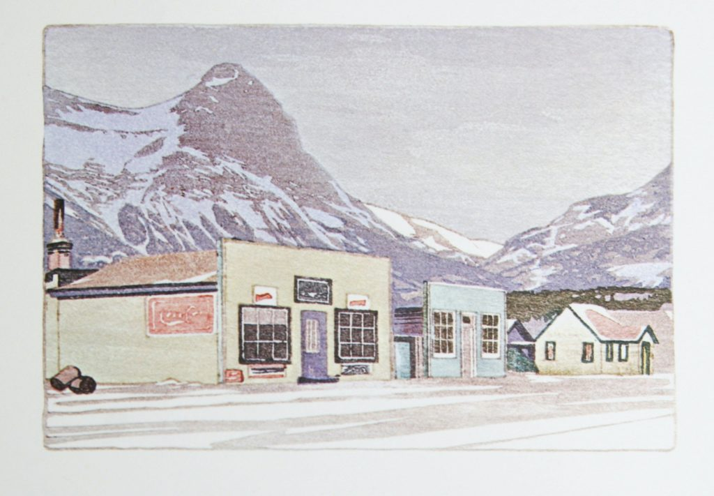Canmore by WJ Phillips