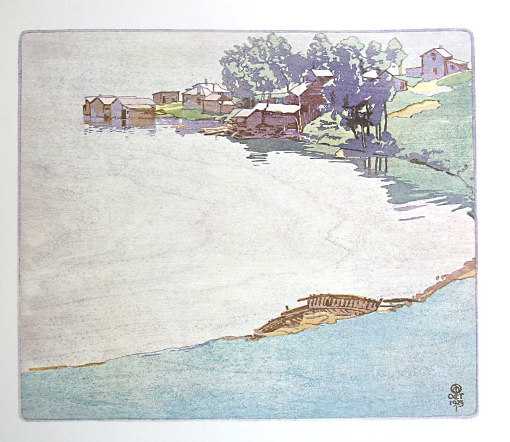 Norman Bay (Number Two) by WJ Phillips