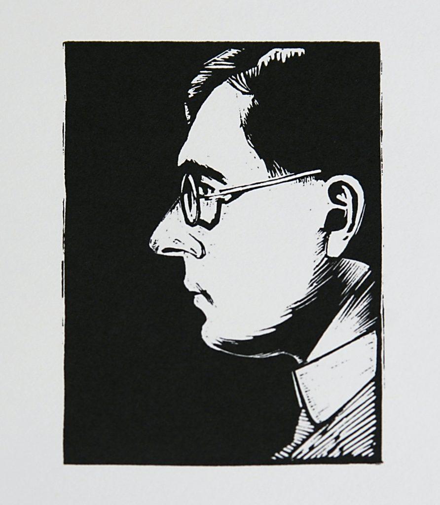 Self Portrait by WJ Phillips