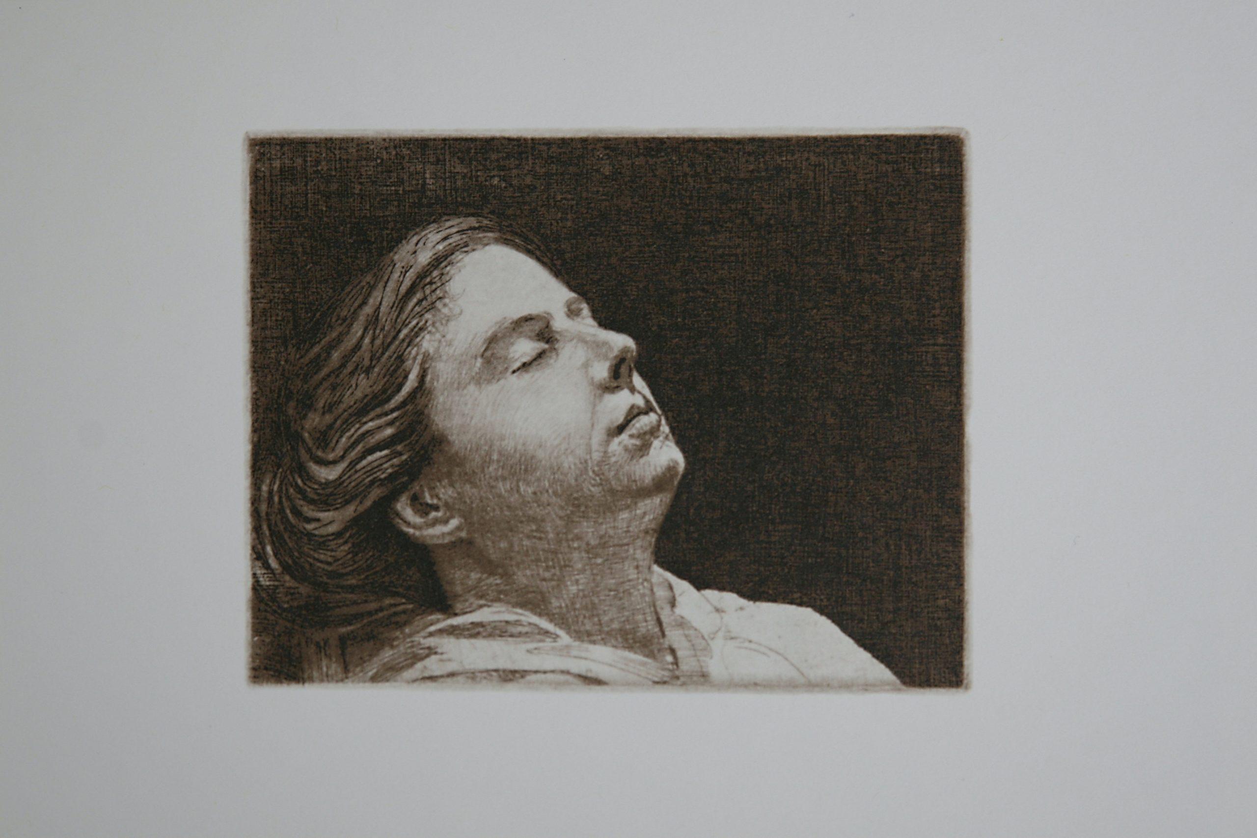 Sleep (Mrs. W.J. Phillips) by WJ Phillips