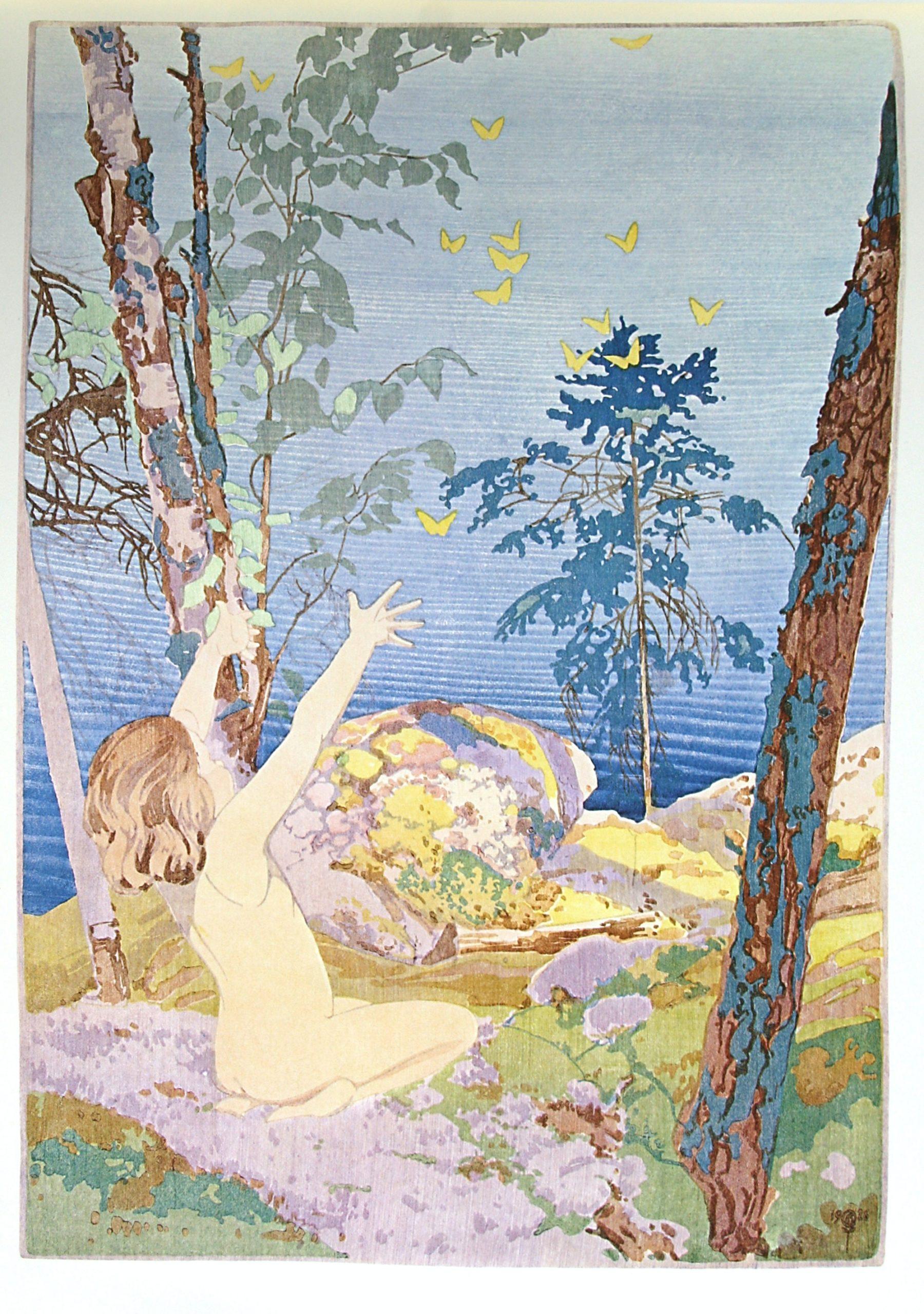 Summer Idyll by WJ Phillips