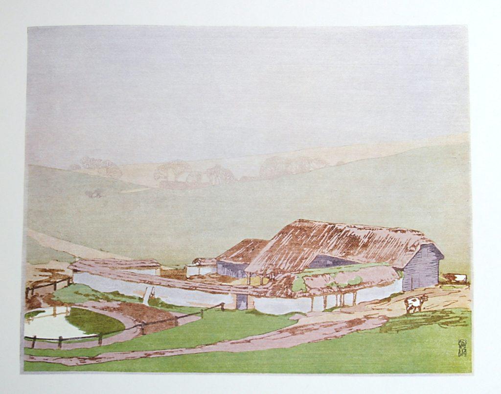 The Field Barn by WJ Phillips