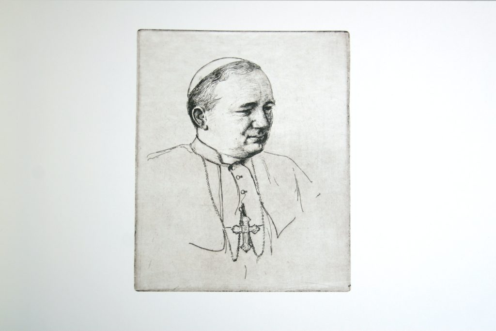 The Right Reverend A.A. Sinnott