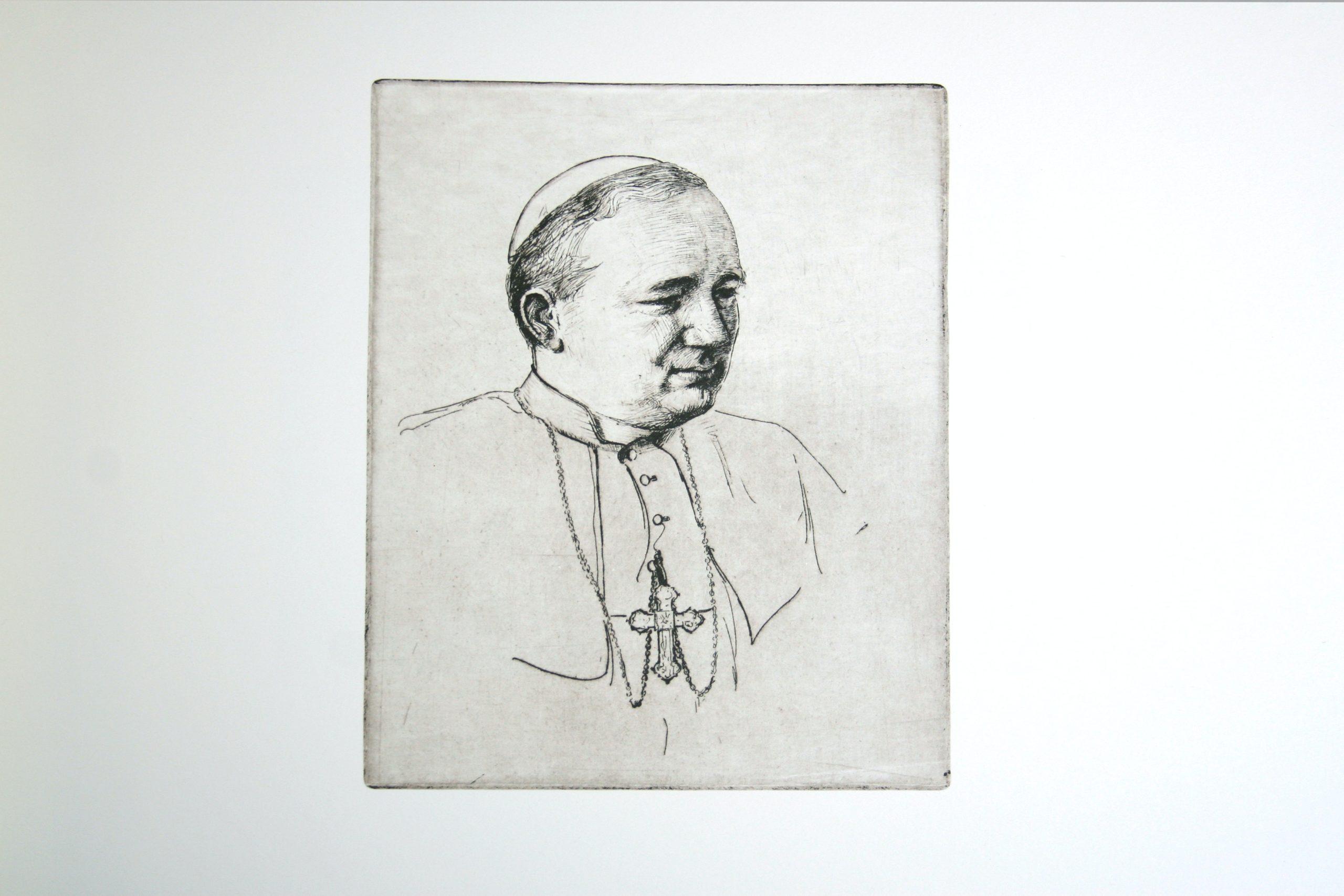 The Right Reverend A.A. Sinnott