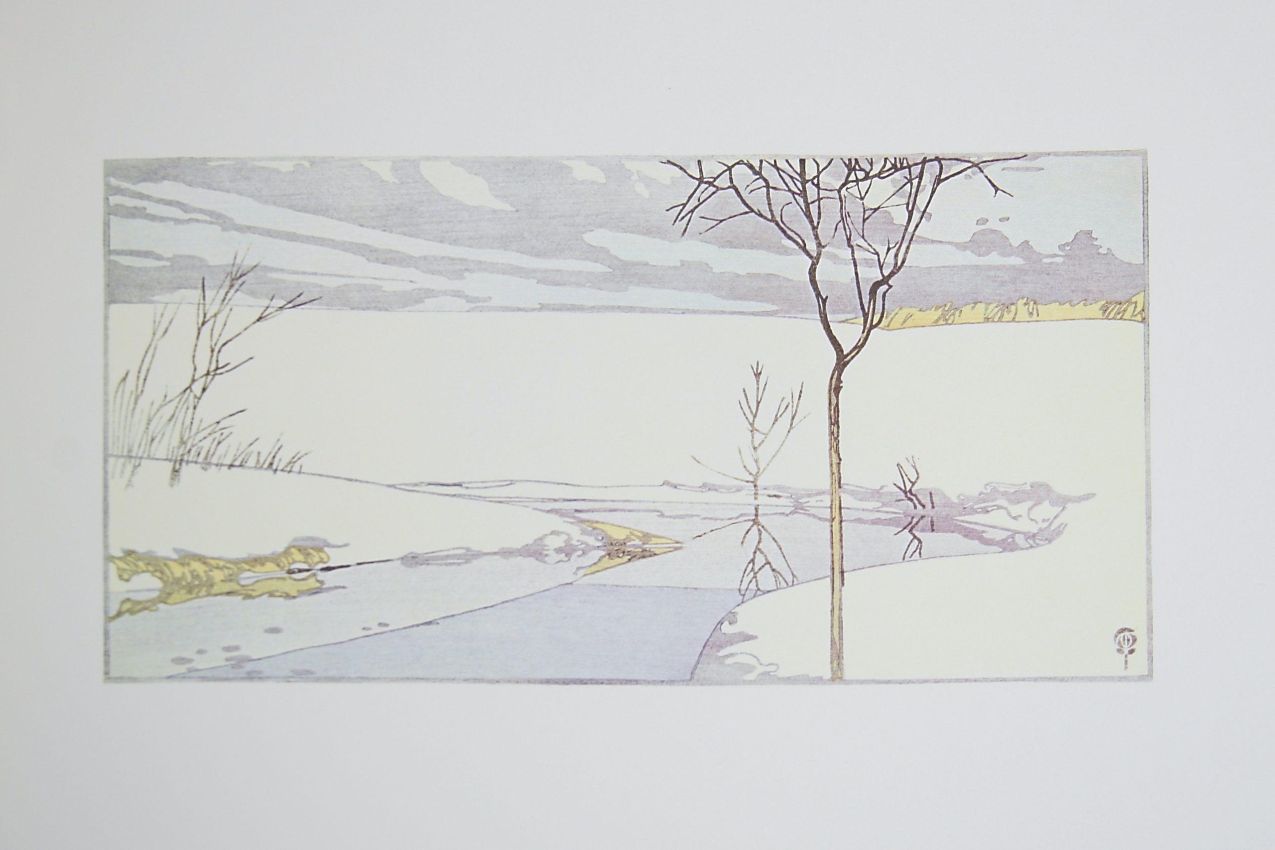 White Wilderness by WJ Phillips