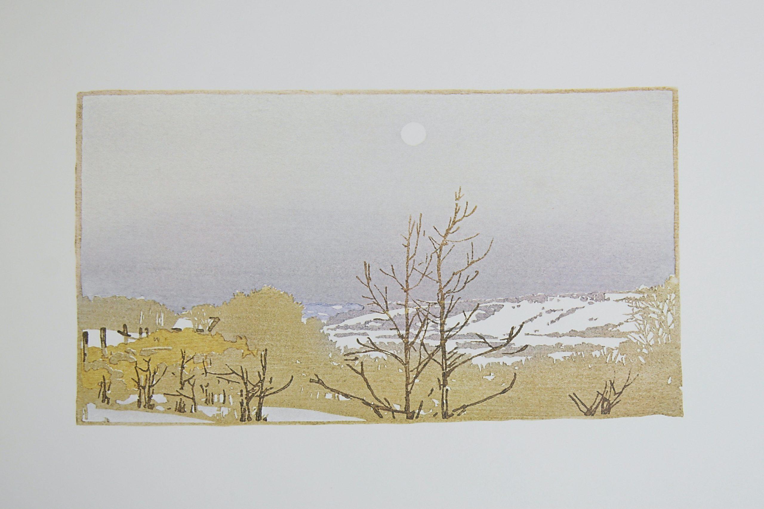 Winter by WJ Phillips