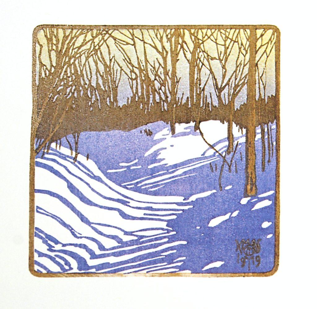 Winter Sunshine by WJ Phillips